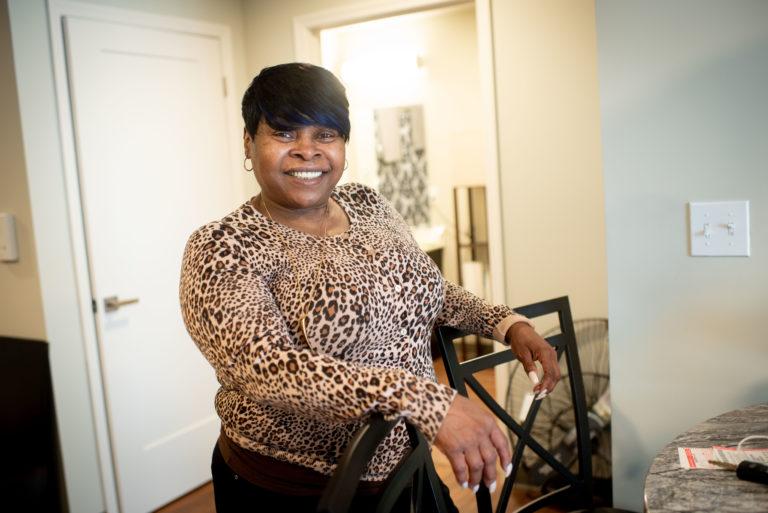 Moving Up:Darlene's Story